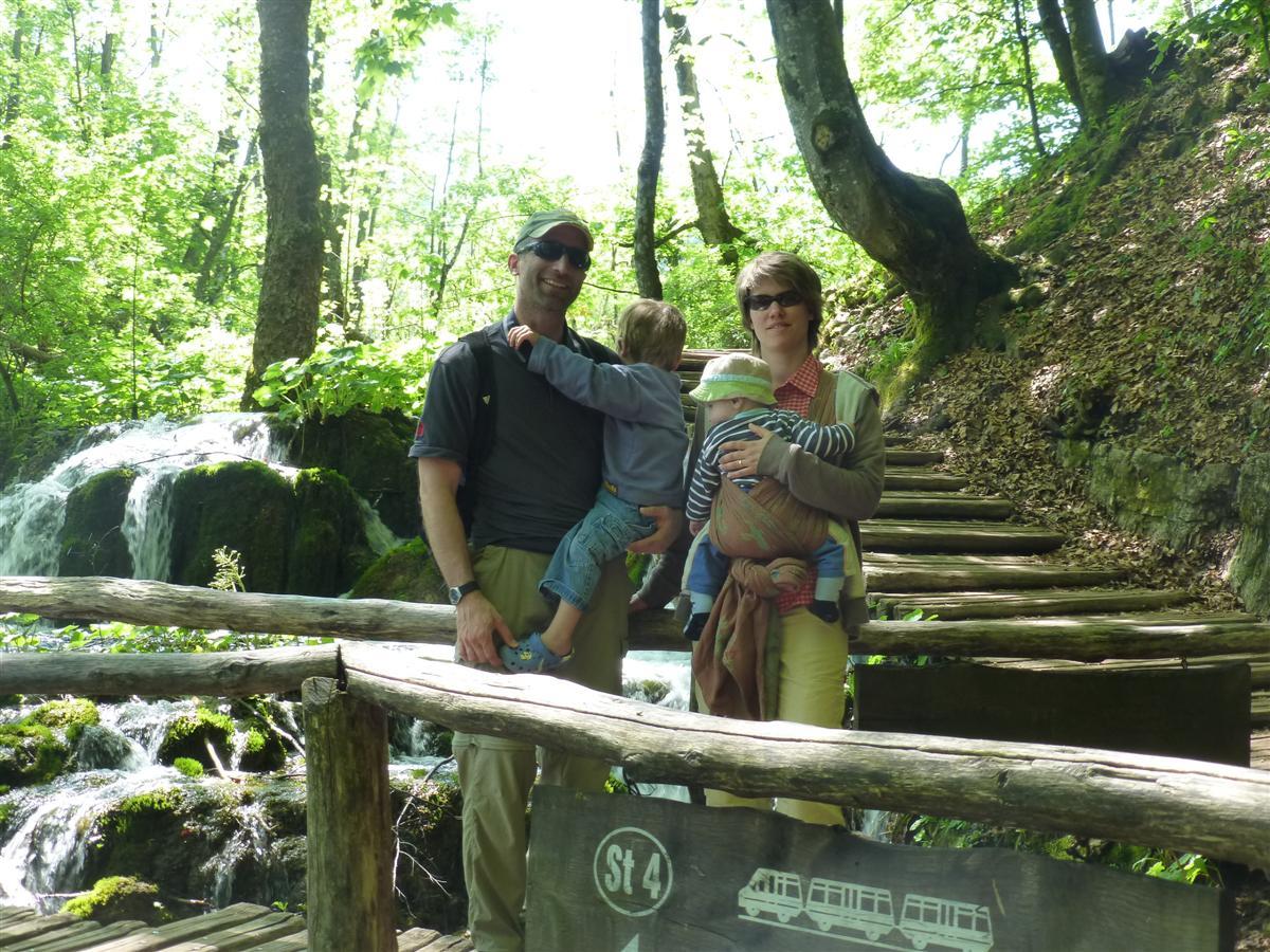 Naturist Camping in Kroatien - The Bundschuhs